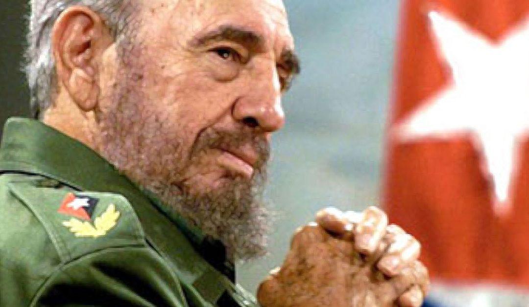 Последната реч на Фидел Кастро